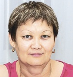 Жанат Сисекенова