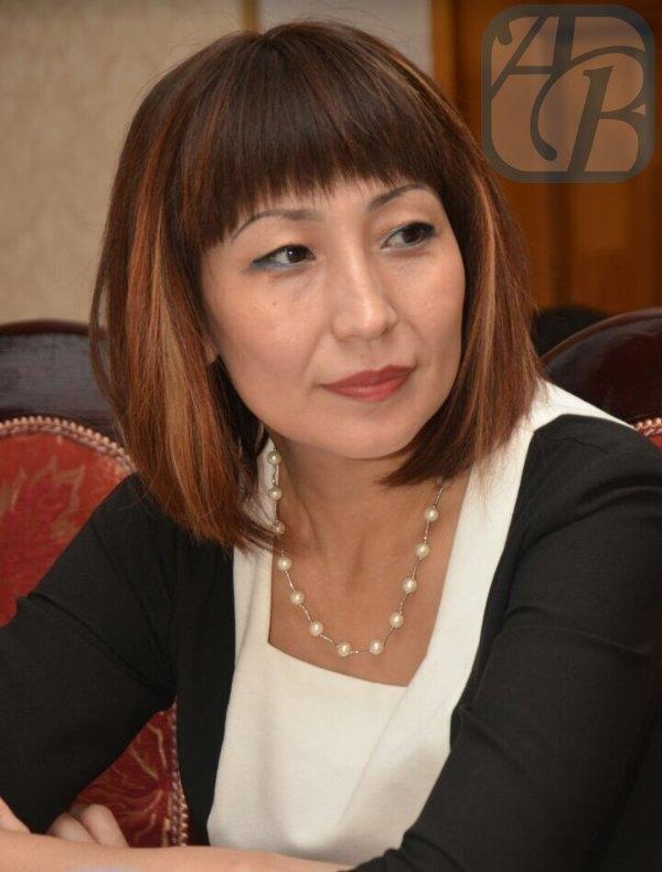Гульжанат ЕРГАЗИНА, директор Актюбинского филиала Фонда финансовой поддержки сельского хозяйства