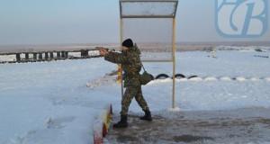 Актюбинские офицеры, сержанты и рядовые показали отличные результаты в ходе инспекторской проверки, сообщает пресс-служба воинской части № 6655.