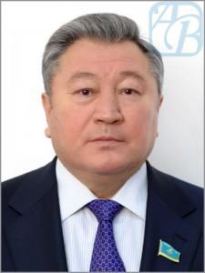 Е.Н. САГИНДИКОВ, депутат  Сената Парламента РК