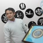 Национальный орнамент, панно, посвященное 550-летию Казахского ханства, другие сюжеты… На фото далеко не все работы ребят из Алгинской СШ № 4