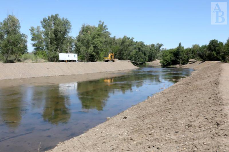 Подрядные организации, нарушающие экологическую ситуацию при расширении русел рек, будут наказаны и возместят ущерб.