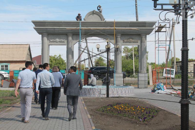 В Каргалинском районе подвели итоги социально-экономического развития за пять месяцев.