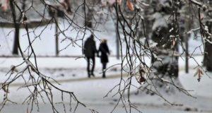 Коротко о зиме: теплая и снежная