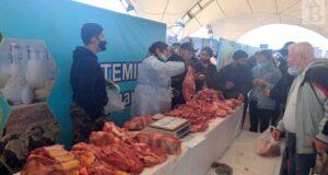 Местное мясо пользуется спросом в Нур-Султане