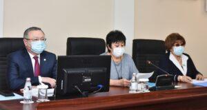 Новый состав депутатского корпуса областного маслихата приступил к работе