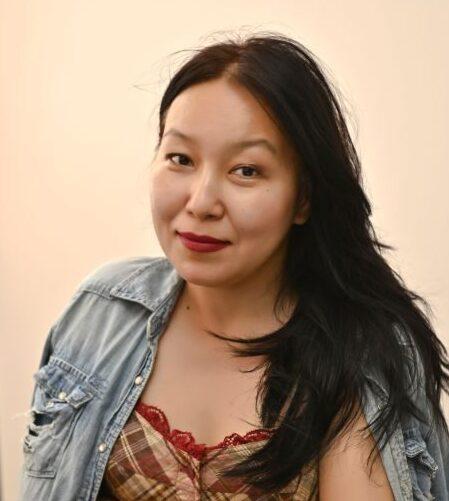 Нургуль Аринова