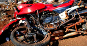 17-летний мотоциклист попал в реанимацию