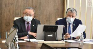 Парламентский десант высадился в Актобе