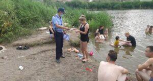 Два человека утонуло на реке Илек