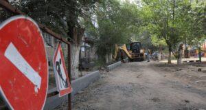 220 дворов отремонтируют в Актобе