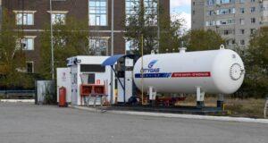 Газ на заправках появится до конца недели