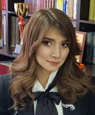 Алина Имамбаева